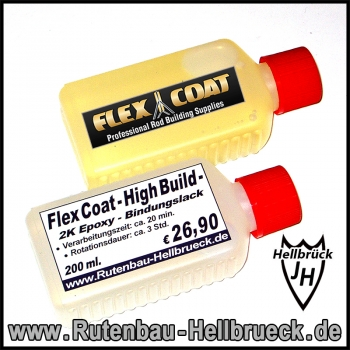 Flex Coat - High Build - Bindungslack 200 ml.