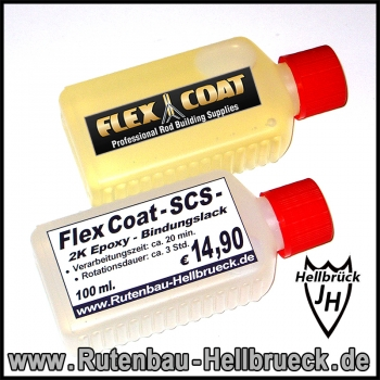 Flex Coat - SCS - Bindungslack 100 ml.