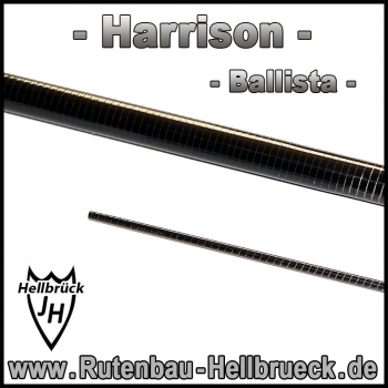 Harrison Ballista  12 ft - 2 1/2 lb. - Farbe: Grau / Ungrounded