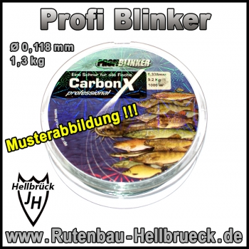 Profi Blinker Carbon X Professional Ø 0,118 mm