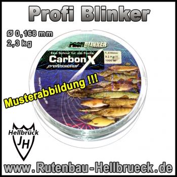 Profi Blinker Carbon X Professional Ø 0,168 mm