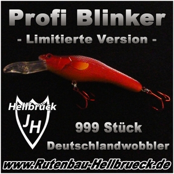 Profi Blinker Crank-Runner - Limitierte Version
