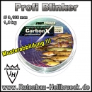 Profi Blinker Carbon X Professional Ø 0,138 mm